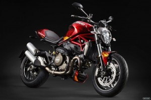 1410-07 Monster Hunter Ducati Rathalos