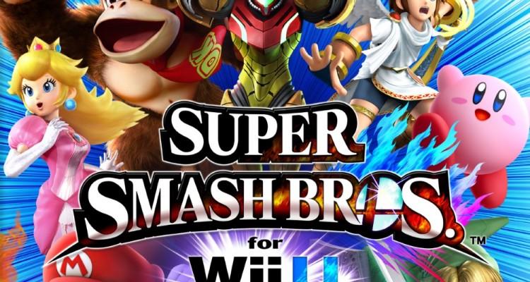 1410-07 Super Smash Bros. for Wii U destacada