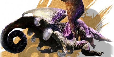 1410-09 Monster Hunter 4 Ultimate Chameleos 01