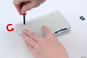 1410-10 New 3DS desmontar