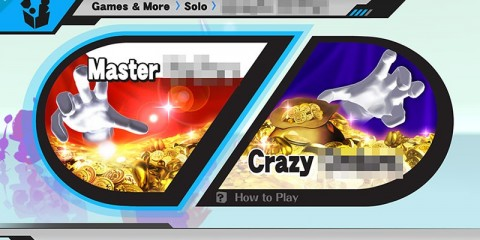 1410-15 Smash Bros Master Hand