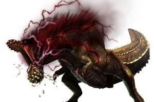 1410-16 Monster Hunter Deviljho Despiadado