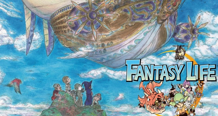 1410-18 Fantasy Life
