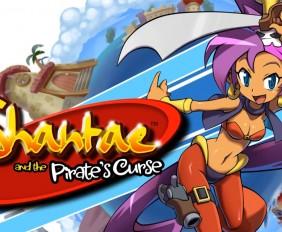 1410-21 Shantae and the Pirate's Curse