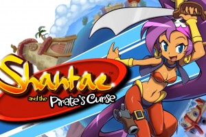 1410-21 Shantae and the Pirate's Curse