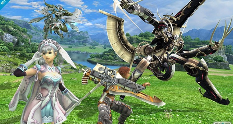 1410-21 Smash Bros Xenoblade