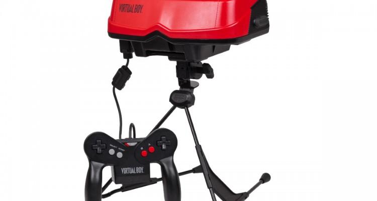 1410-21 Virtual Boy