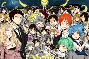 1410-22 Assassination Classroom