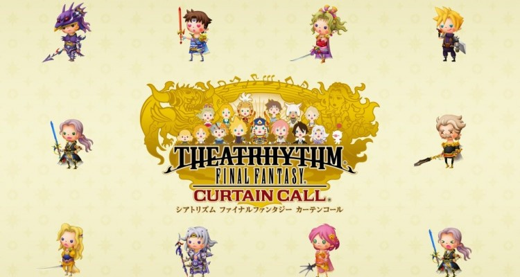 1411-09 Final Fantasy Theatrhythm Curtain Call