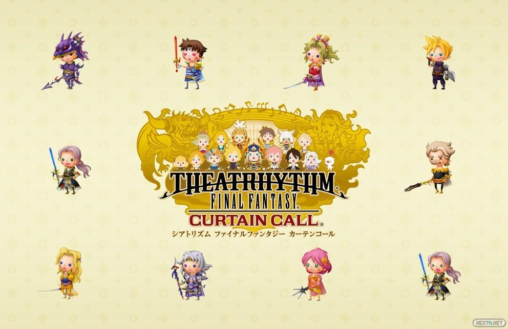Final Fantasy Theatrhythm Curtain Call
