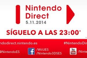 1411-04 Nintendo Direct 5 Noviembre Wii U 3DS 1