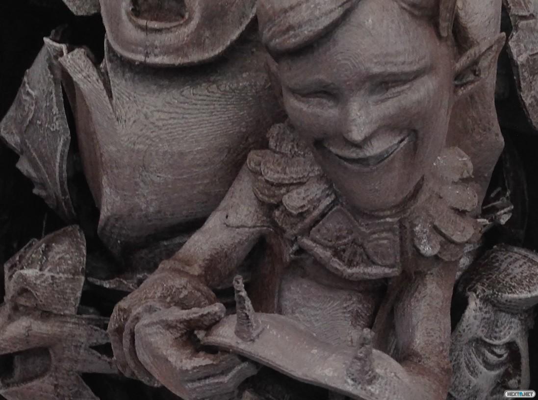 Vendedor de máscaras Zelda Majora's Mask