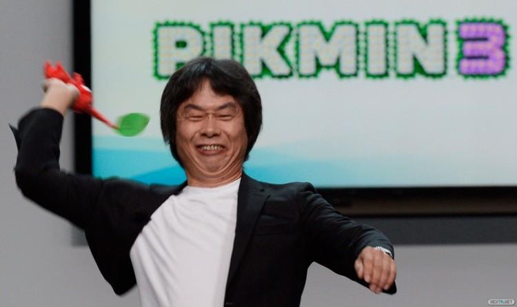 Pikmin 4 Miyamoto