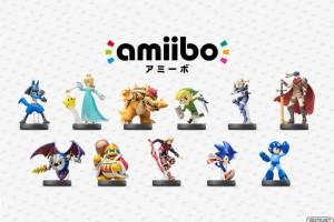 1411-11 amiibo Tercera Oleada Wii U 3DS 12