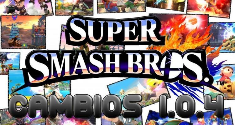 1411-19 SMash Bros. Cambios versión 1.0.4