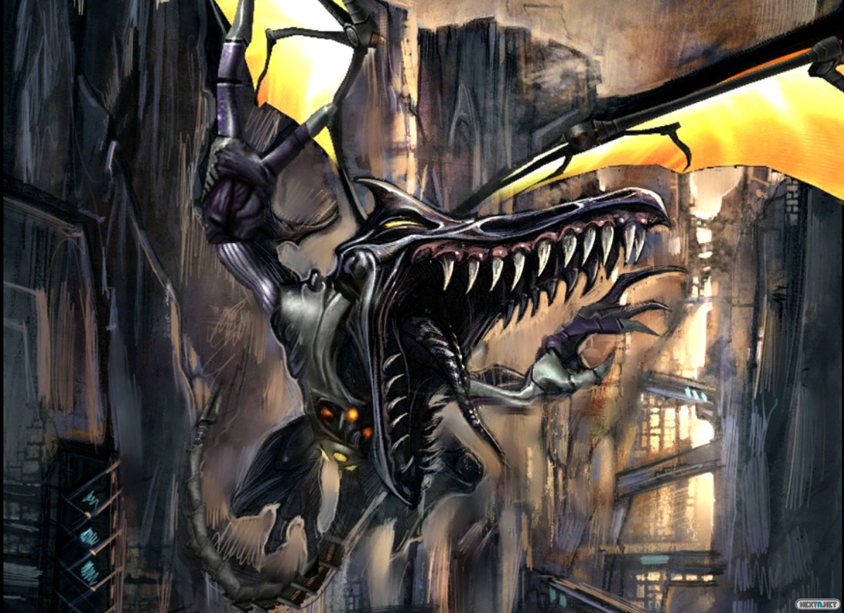 Ridley Metroid
