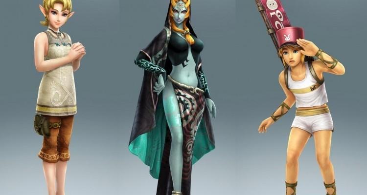 1411-21 Hyrule Warriors Twilight Princess