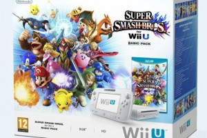 1412-09 Pack Wii U Básica Smash Bros