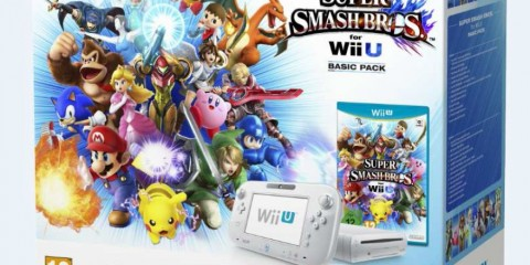 1412-09 Pack Wii U Básica Smash Bros