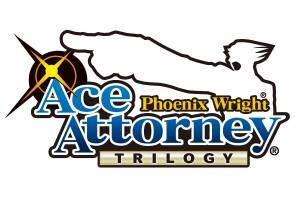 1412-09 Phoenix Wright Ace Attorney Trilogy Logo