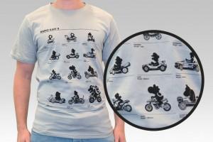 1412-11 Camiseta Mario Kart 8 catálogo de estrellas 01
