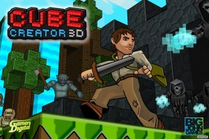 1412-11 Cube Creator 3D