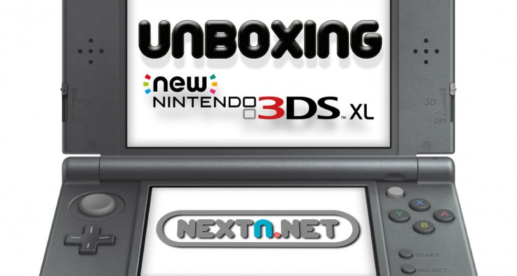 1412-12 New 3DS XL UNBOXING