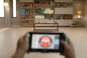 1412-12 Rediseño GamePad Anuncio Mario Kart 8 Wii U 1