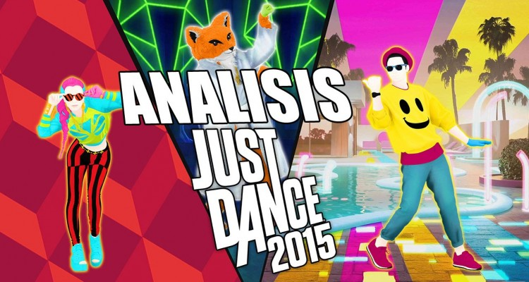 1501-06 Análsis Just Dance 2015