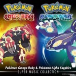 Llega a iTunes Pokémon Omega Ruby & Alpha Sapphire: Super Music Collection