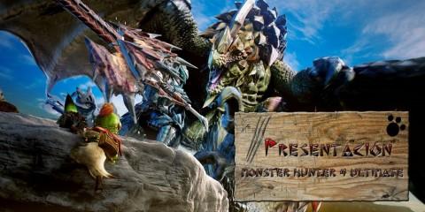 1501-13 Monster Hunter 4 Ultimate Presentación