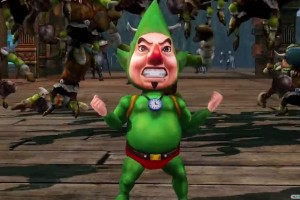 1501-14 Tingle Hyrule Warriors