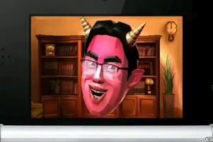 1501-18 Devilish Brain Training 3DS Portada 1