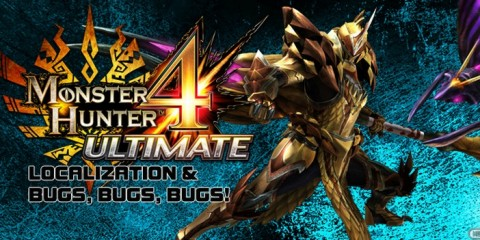 1501-20 Monster Hunter 4 Ultimate 3DS 003