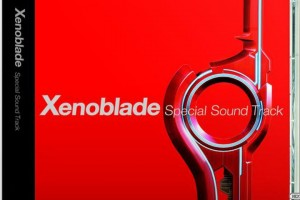 1501-27 Xenoblade Chronicles 3D OST New 3DS 1