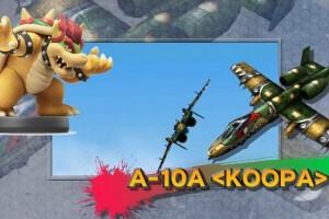 1501-28 Ace Combat Assault Horizon Legacy+ amiibo 3DS 1