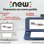 Llega el Plan Renove de New 3DS a Game. Hazte con la nueva portátil a partir de 49,95 €