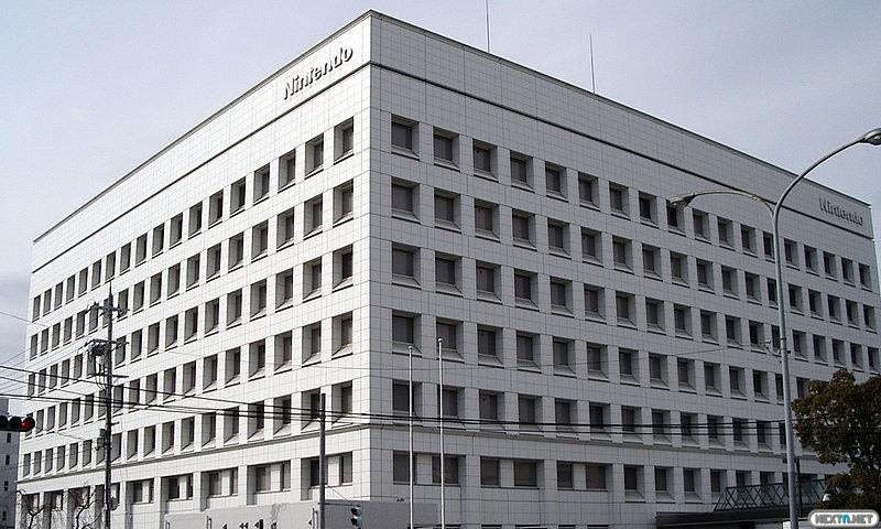 Sede Nintendo Kioto