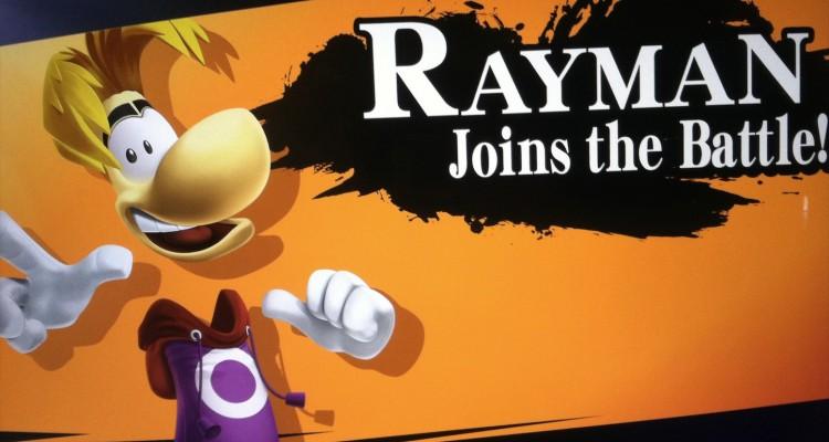 1502-15 Rumor Rayman en Smash Bros 01