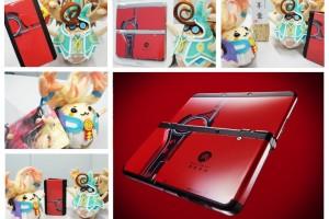 1502-19 New 3DS cubiertas Xenoblade 3D destacada