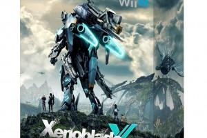 1503-03 Xenoblade Chronicles X Wii U pack