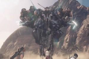 1503-04 Xenoblade Chronicles X Battle Streaming Wii U 6