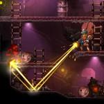 SteamWorld Heist se luce en ocho nuevas capturas. Llegará a a 3DS y Wii U durante 2015