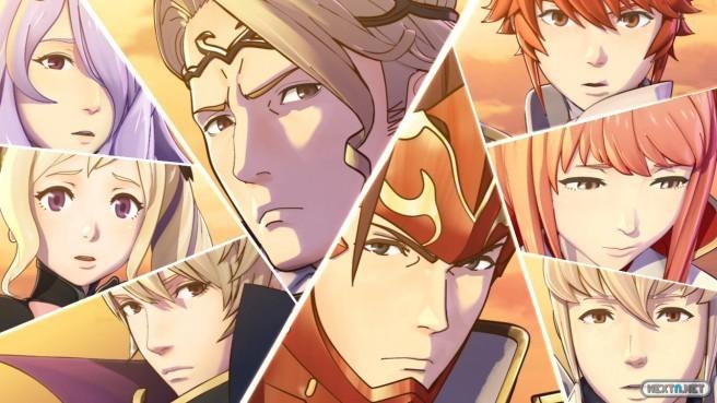1505-27 Fire Emblem if 3DS 1