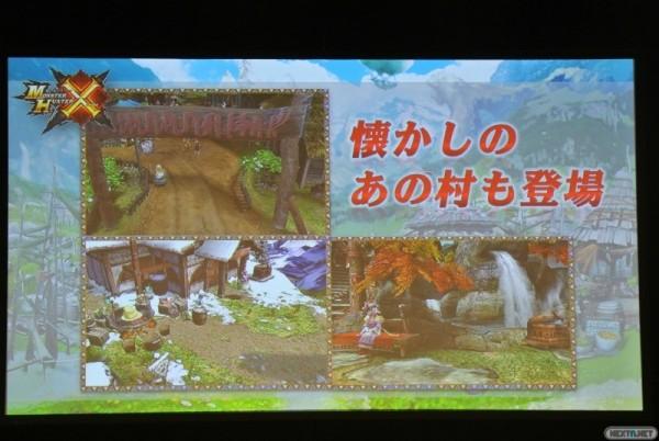 1506-01 Monster Hunter X 3DS 002