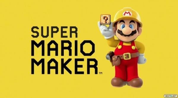 1506-16 Super Mario Maker incluirá niveles ya creados por Nintendo. Palabra de Iwata