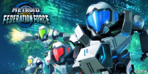 1506-18 Metroid Prime Federation Force 1