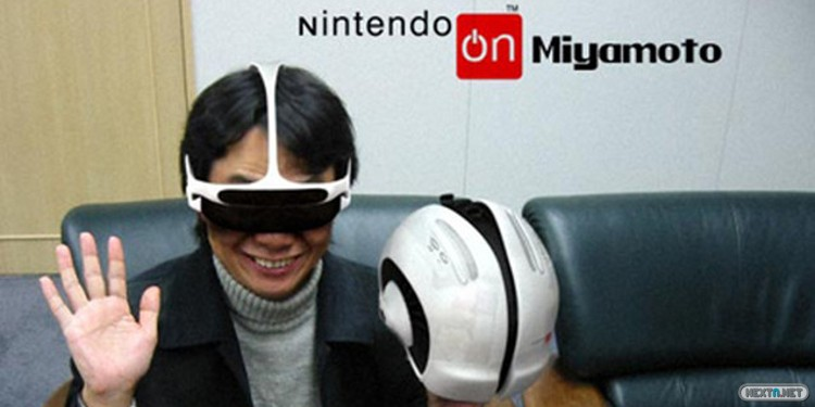 Miyamoto Realidad Virtual RV
