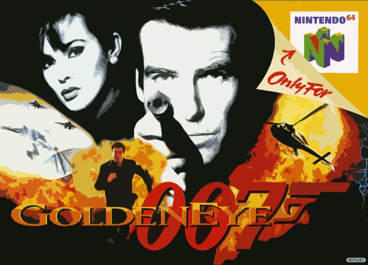 Goldeneye 64