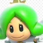 La Princesa Hada de Super Mario 3D World irrumpe en la cancha de Mario Tennis: Ultra Smash